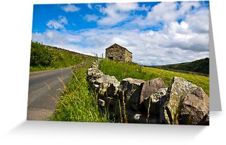 Along The Rural Road by Trevor Kersley