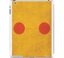 Pickachu (Pokemon) Minimalist Design iPad Case/Skin