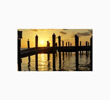 Jolly Roger's Dock @ Sunset Unisex T-Shirt