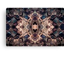 Vertigo - Mellow Discombobulation Canvas Print