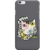 tiger, tiger… iPhone Case/Skin