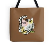 tiger, tiger… Tote Bag