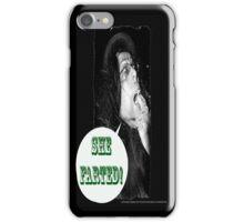 Title: Kount Kracula Review Showcase TV Show Promo Poster Art #1 iPhone Case/Skin