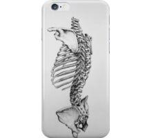 Human Spine iPhone Case/Skin