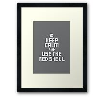 Keep Calm and Carry on Gaming6 Framed Print