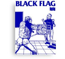 Black Flag - Nervous Breakdown Canvas Print