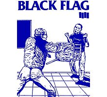 Black Flag - Nervous Breakdown Photographic Print