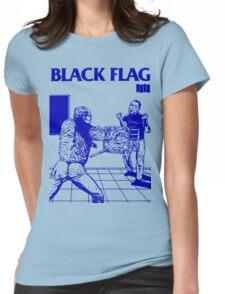 Black Flag - Nervous Breakdown Womens Fitted T-Shirt