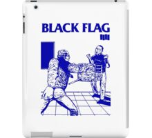 Black Flag - Nervous Breakdown iPad Case/Skin