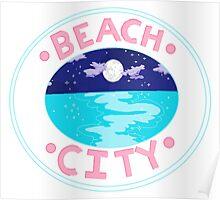 beach city  Poster