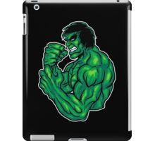 Manga Meanie iPad Case/Skin