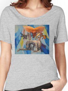 Baber, Lorrain, Haring, Blake Women's Relaxed Fit T-Shirt