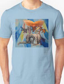 Baber, Lorrain, Haring, Blake T-Shirt