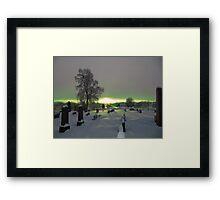matrix in norway Framed Print