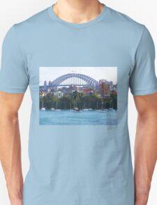 Sydney Harbour Bridge Australia  T-Shirt