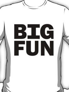 Big Fun - Heathers T-Shirt