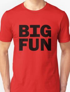 Big Fun - Heathers Unisex T-Shirt
