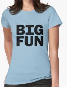 Big Fun - Heathers Womens Fitted T-Shirt