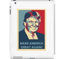 Trump Make America Great Again iPad Case/Skin