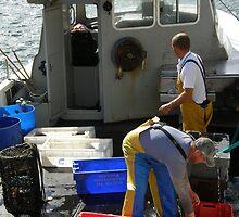 Lobster Fishermen by IngridSonja