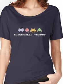 Classically Trained - 80s Video Games Women's Relaxed Fit T-Shirt