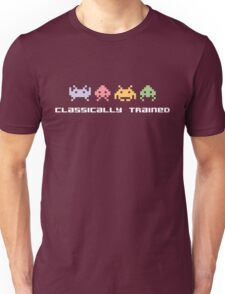 Classically Trained - 80s Video Games Unisex T-Shirt