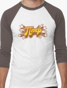 Pi mp - Pi+MP = Pimp Men's Baseball ¾ T-Shirt