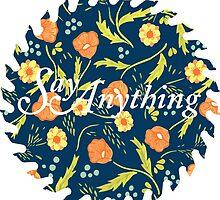 Say Anything Buzzsaw by Luke Martin
