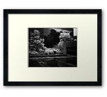 Court House Framed Print