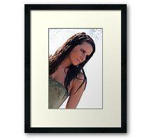 Kelsey Vl Framed Print