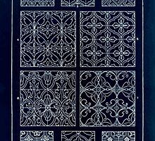 A Handbook Of Ornament With Three Hundred Plates Franz Sales Meyer 1896 0298 Repeating Ornament Scale Diaper Inverted by wetdryvac