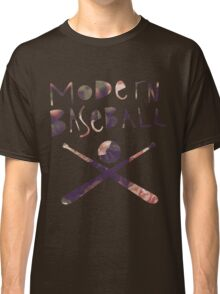 Modern Baseball Bats Classic T-Shirt