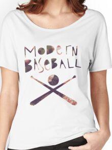Modern Baseball Bats Women's Relaxed Fit T-Shirt