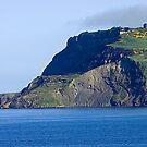 Ravenscar Cliffs by Mark Dobson