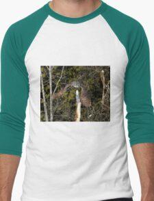 Engaged Men's Baseball ¾ T-Shirt