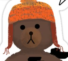 Cuddly Jayne  Sticker