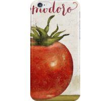 Cucina Italiana Tomate iPhone Case/Skin