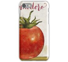 Cucina Italiana Tomate iPhone Case/Skin