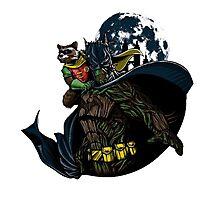 Guardians Of Gotham  Photographic Print