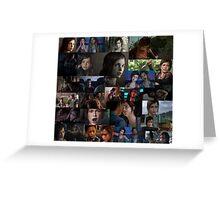 Ellie Collage Greeting Card