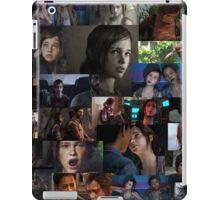 Ellie Collage iPad Case/Skin