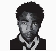 Childish Gambino Vector Kids Tee