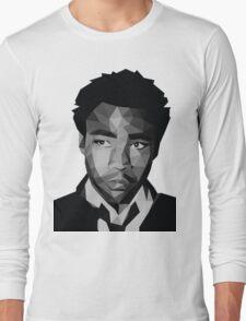Childish Gambino Vector Long Sleeve T-Shirt