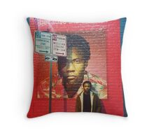Because The Internet Throw Pillow
