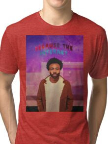 Acid Rap / Because The Internet Tri-blend T-Shirt
