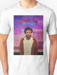 Acid Rap / Because The Internet Unisex T-Shirt