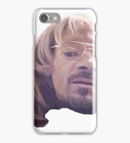 Snoop dogg Todd iPhone Case/Skin