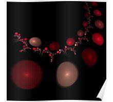 Red Bracelet Poster