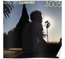 3005 Gambino Poster