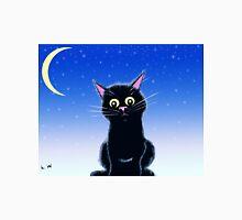 Midnight Kitten Unisex T-Shirt